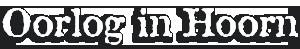 Oorlog in Hoorn Logo