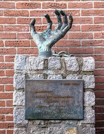 Erepenning van de stad Hoorn